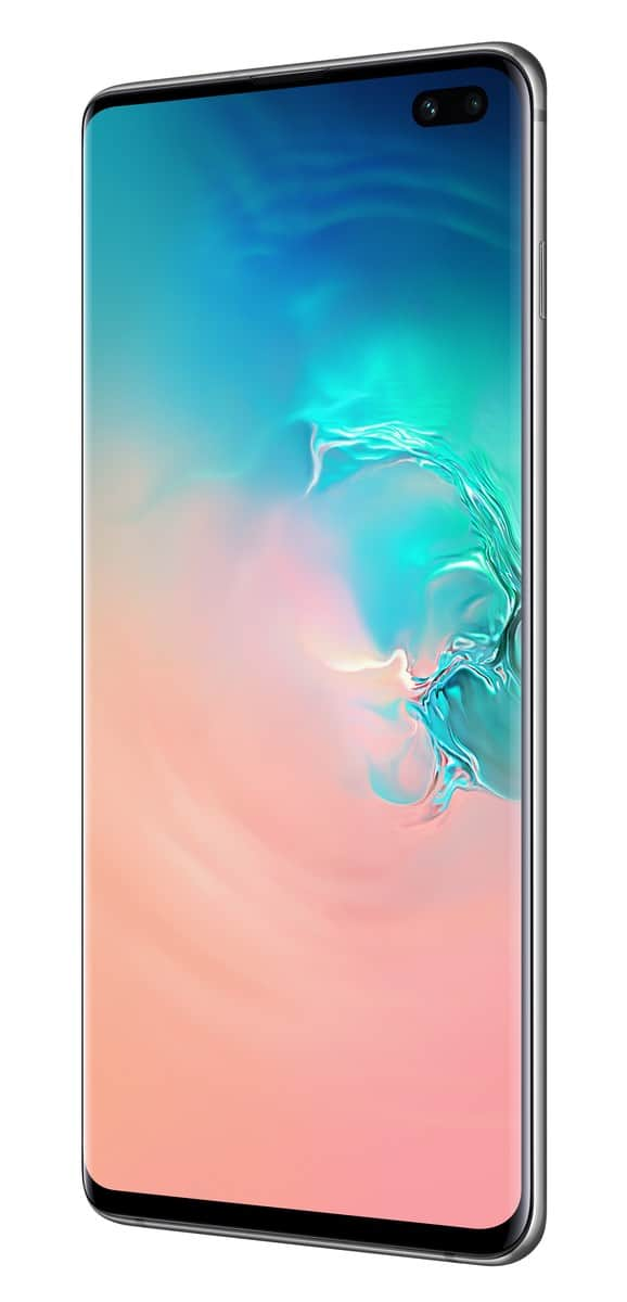 Samsung Galaxy S10 Plus white official image 3