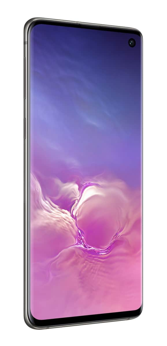 Samsung Galaxy S10 black official image 4