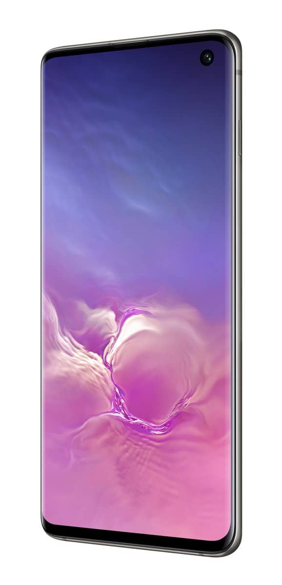 Samsung Galaxy S10 black official image 5