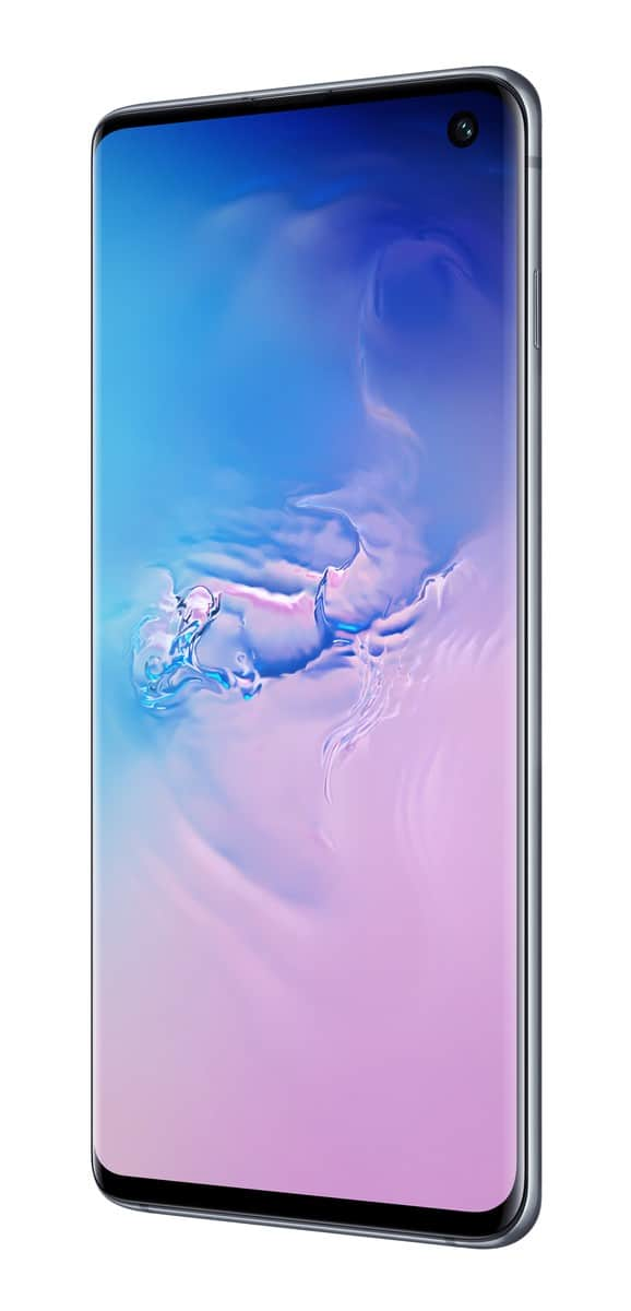 Samsung Galaxy S10 blue official image 3