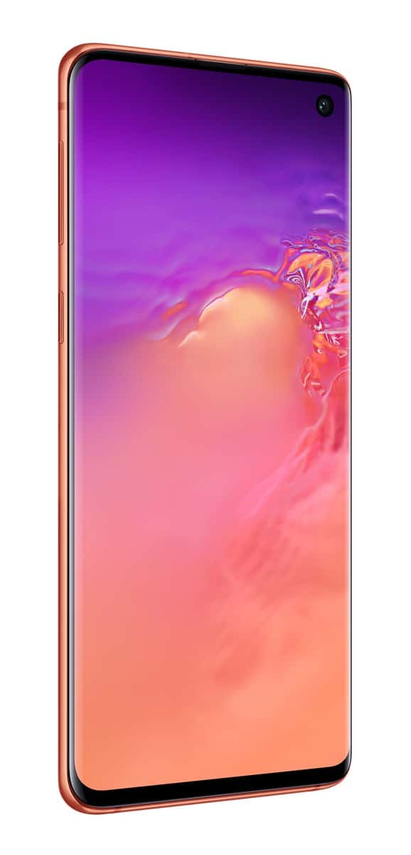 Samsung Galaxy S10 pink official image 3