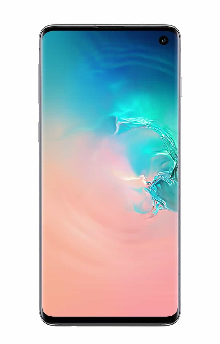 Samsung Galaxy S10 white official image 2