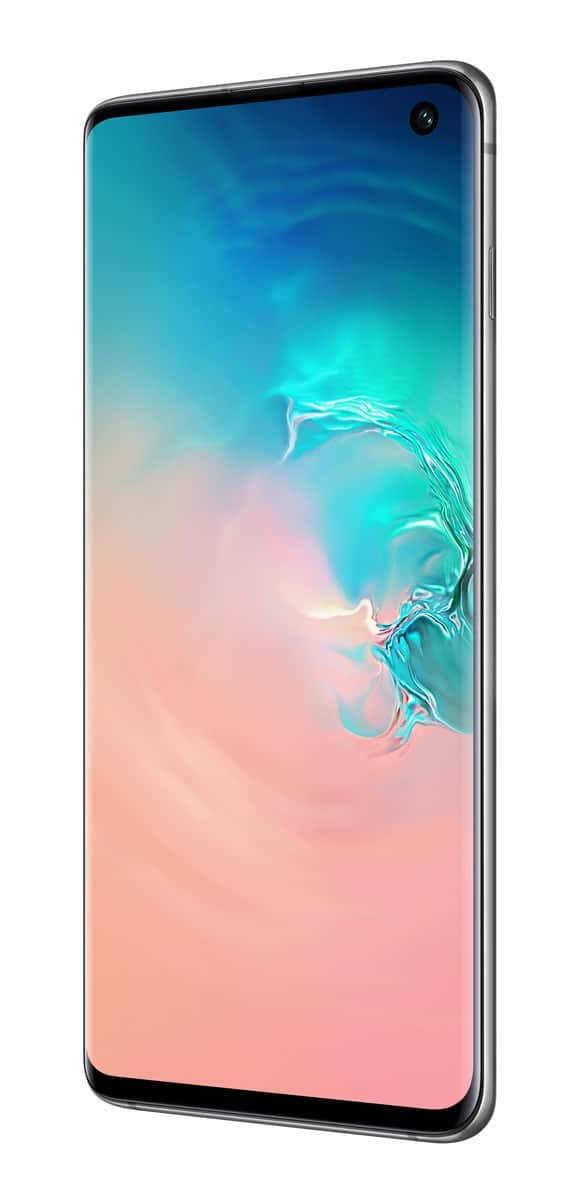 Samsung Galaxy S10 white official image 4