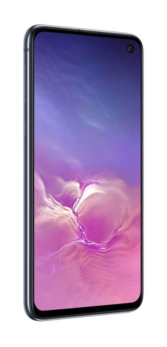 Samsung Galaxy S10e black official image 3