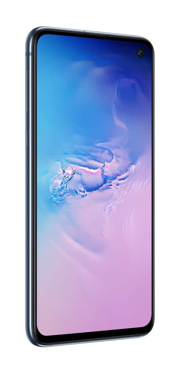 Samsung Galaxy S10e blue official image 3