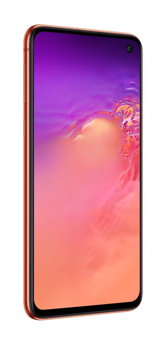 Samsung Galaxy S10e pink official image 3