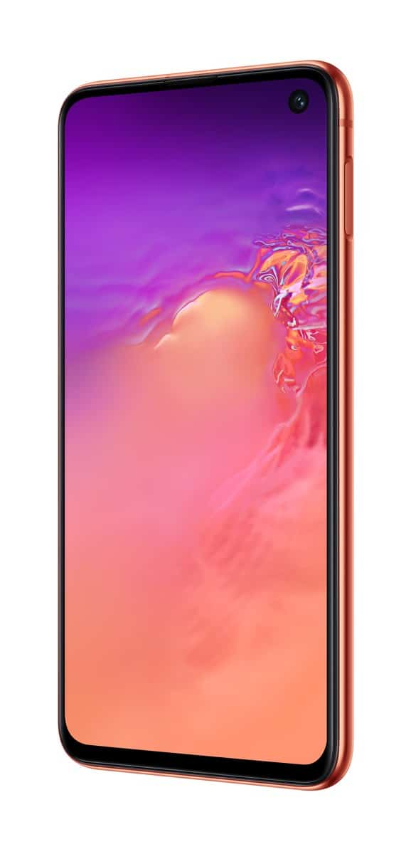 Samsung Galaxy S10e pink official image 4