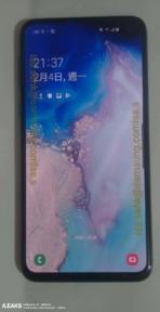 Samsung Galaxy S10e real life image leak 4