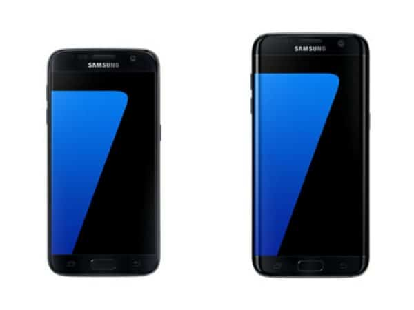 Samsung Galaxy S7 Galaxy S7 official image with wallpaper 1