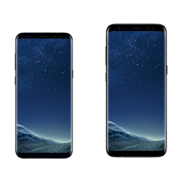 Samsung Galaxy S8 Galaxy S8 official image with wallpaper 1