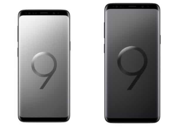 Samsung Galaxy S9 Galaxy S9 official image with wallpaper 1