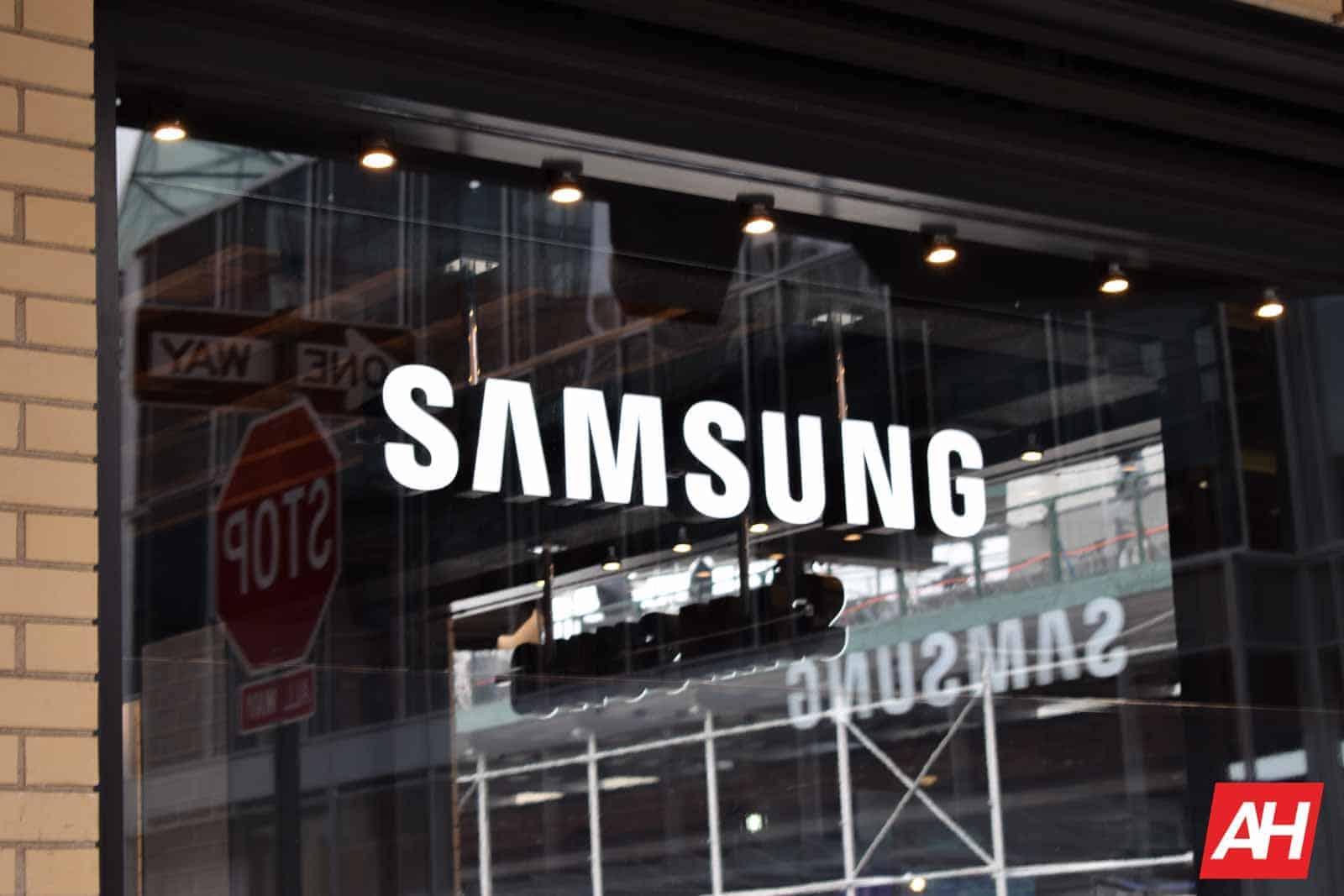 Samsung Logo 2019 AM AH 1