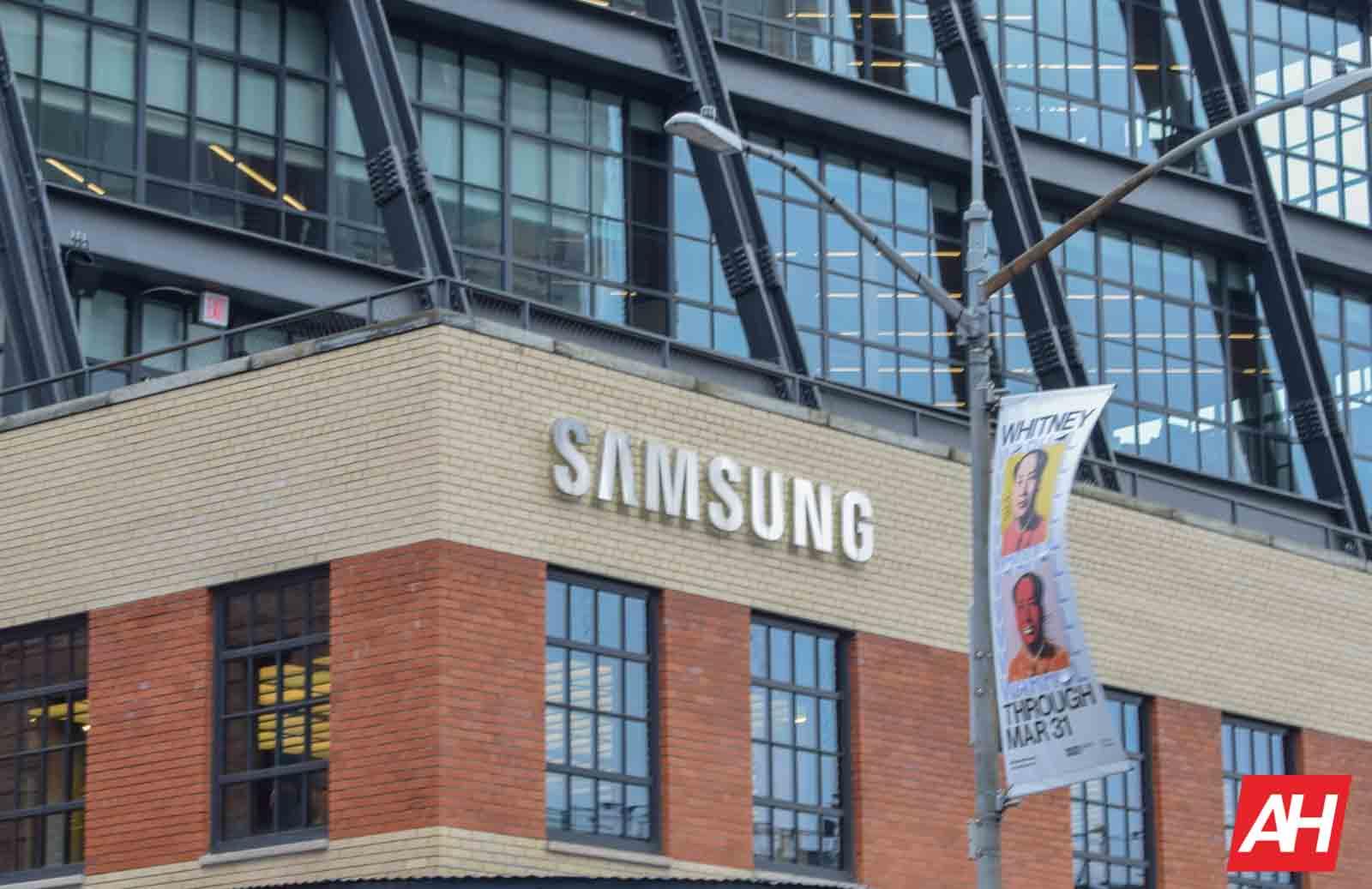 Samsung Logo 2019 AM AH 3
