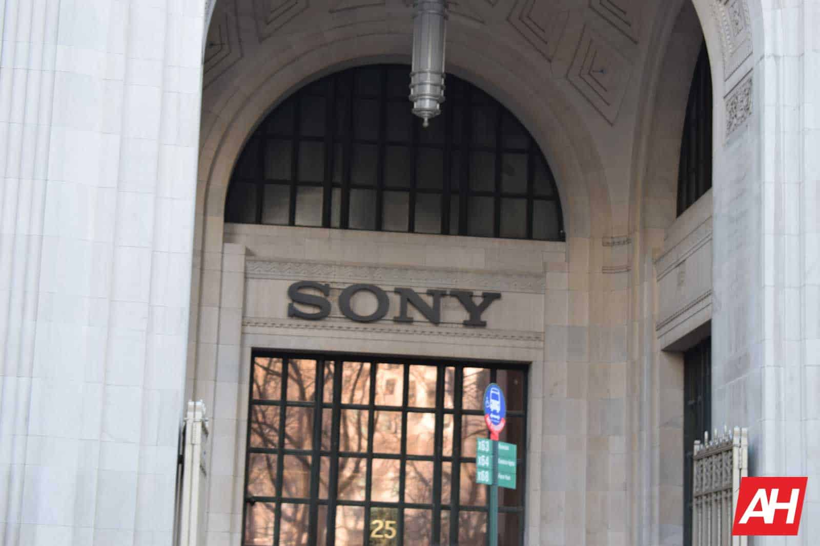 Sony Square Logo AM AH 1