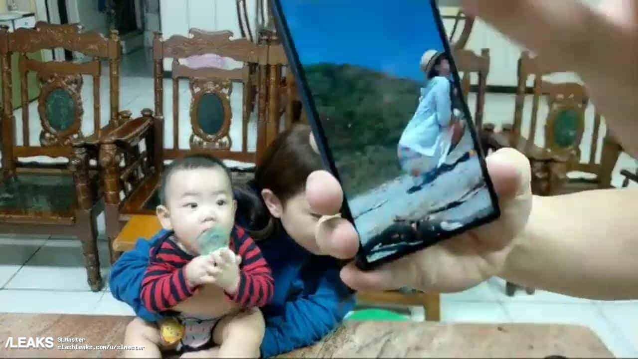 Sony XA3 YouTuber Leak 3