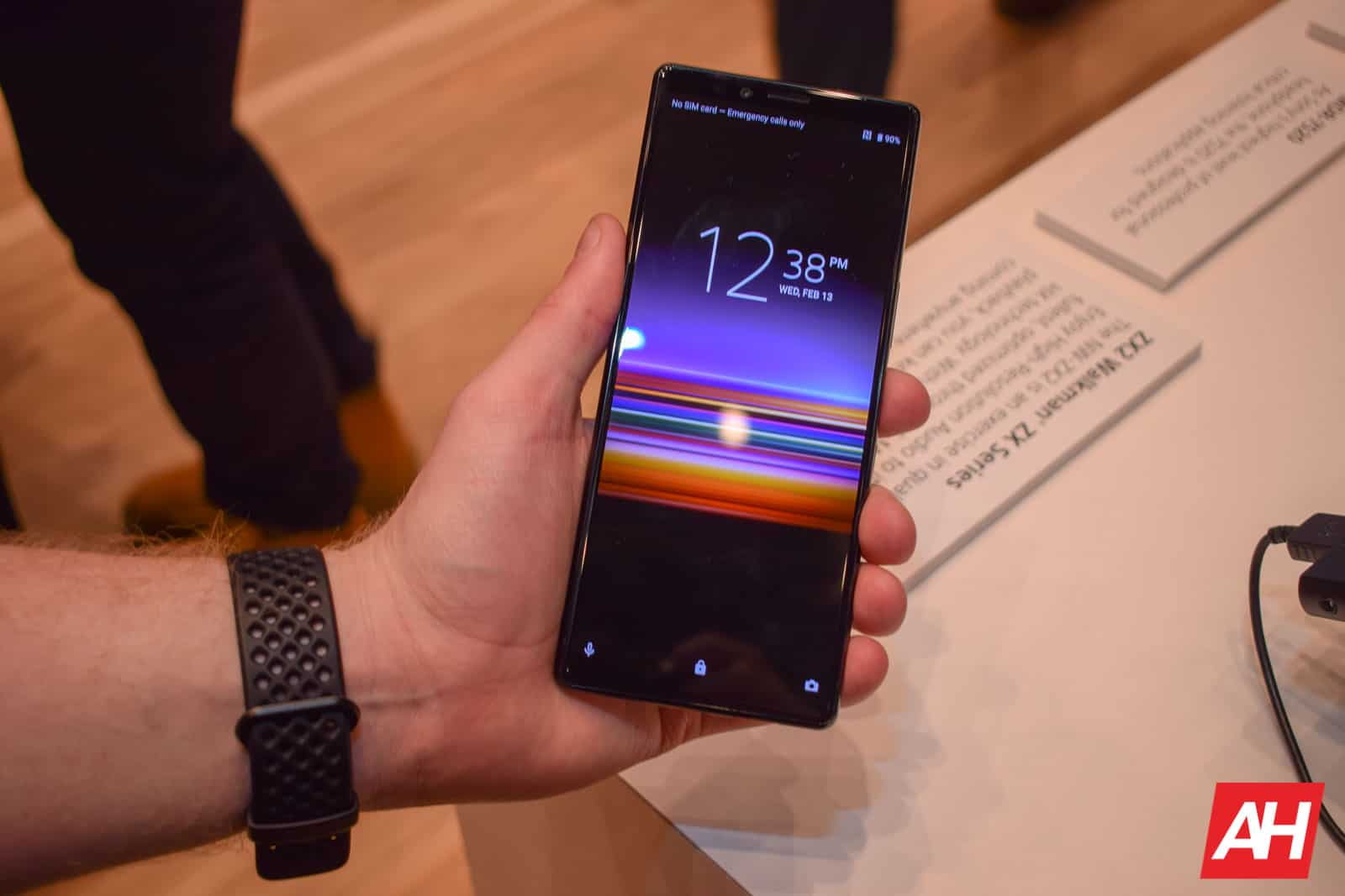 Sony Xperia 1 AM AH 4