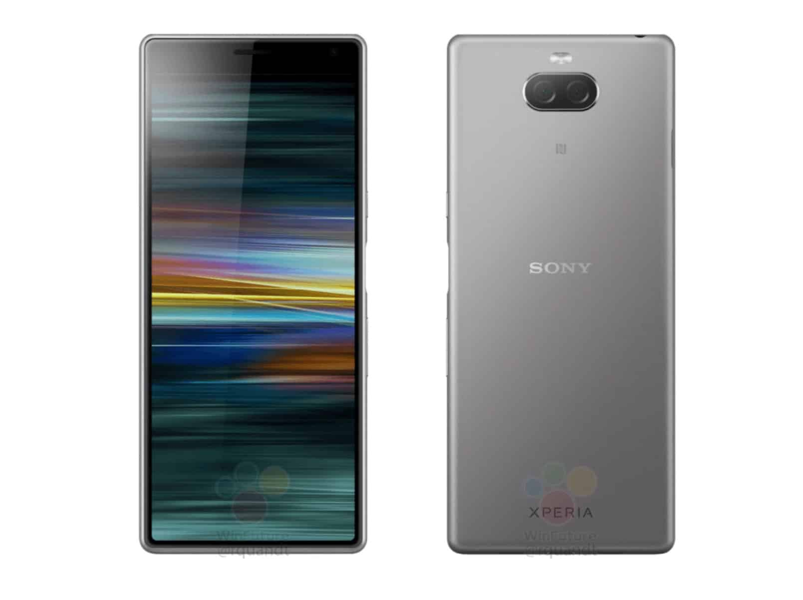 Sony Xperia XA3 Leak 01