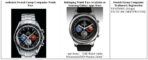 Swatch Samsung Watch Face 10