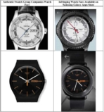 Swatch Samsung Watch Face 3