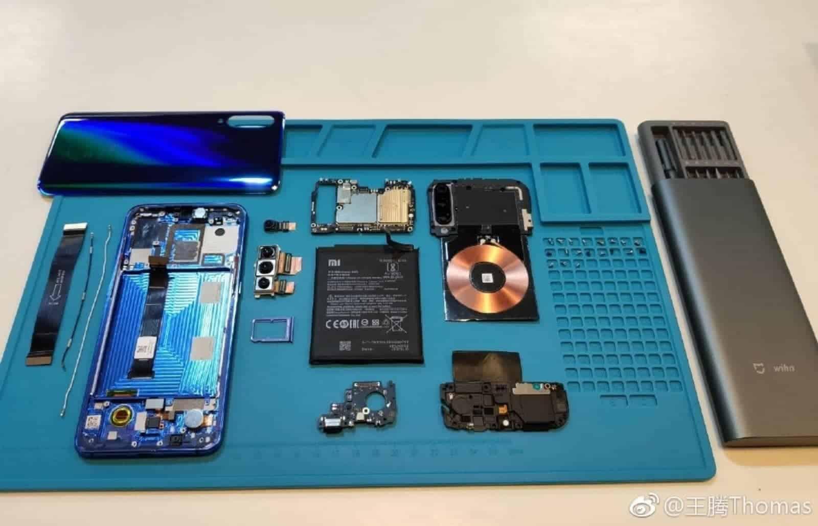 Xiaomi 9 teardown 01