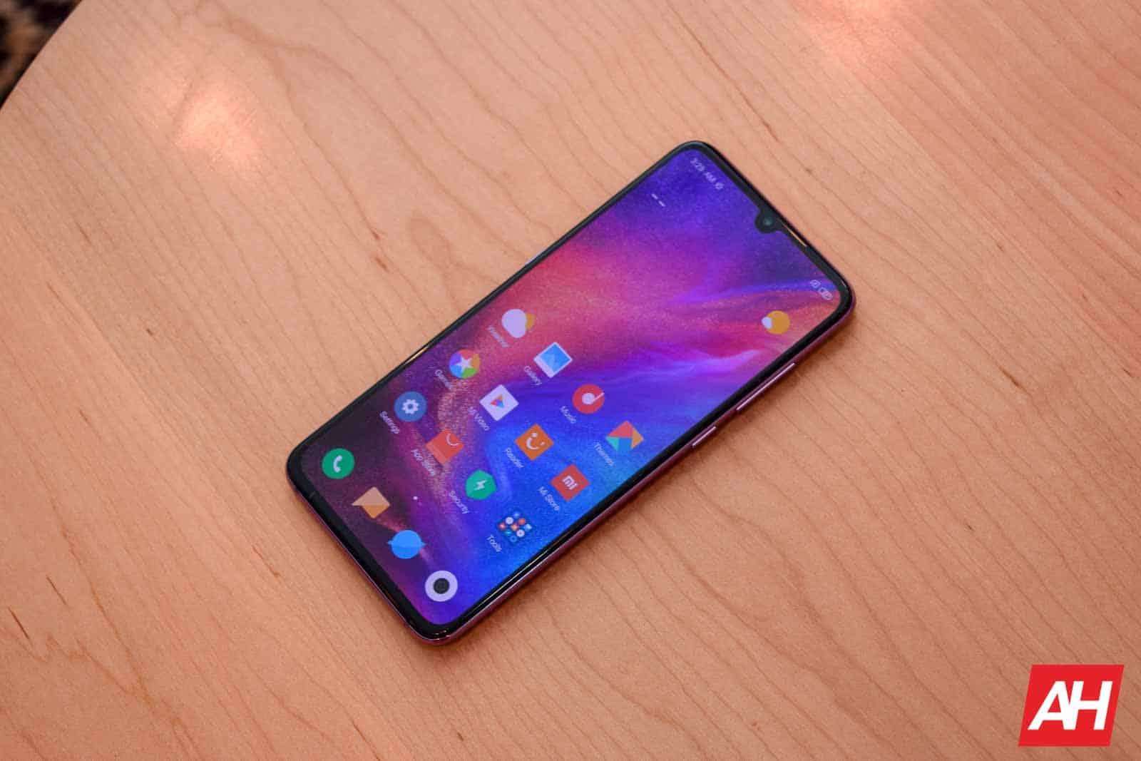 Xiaomi Mi 9 Hands On AM AH 4