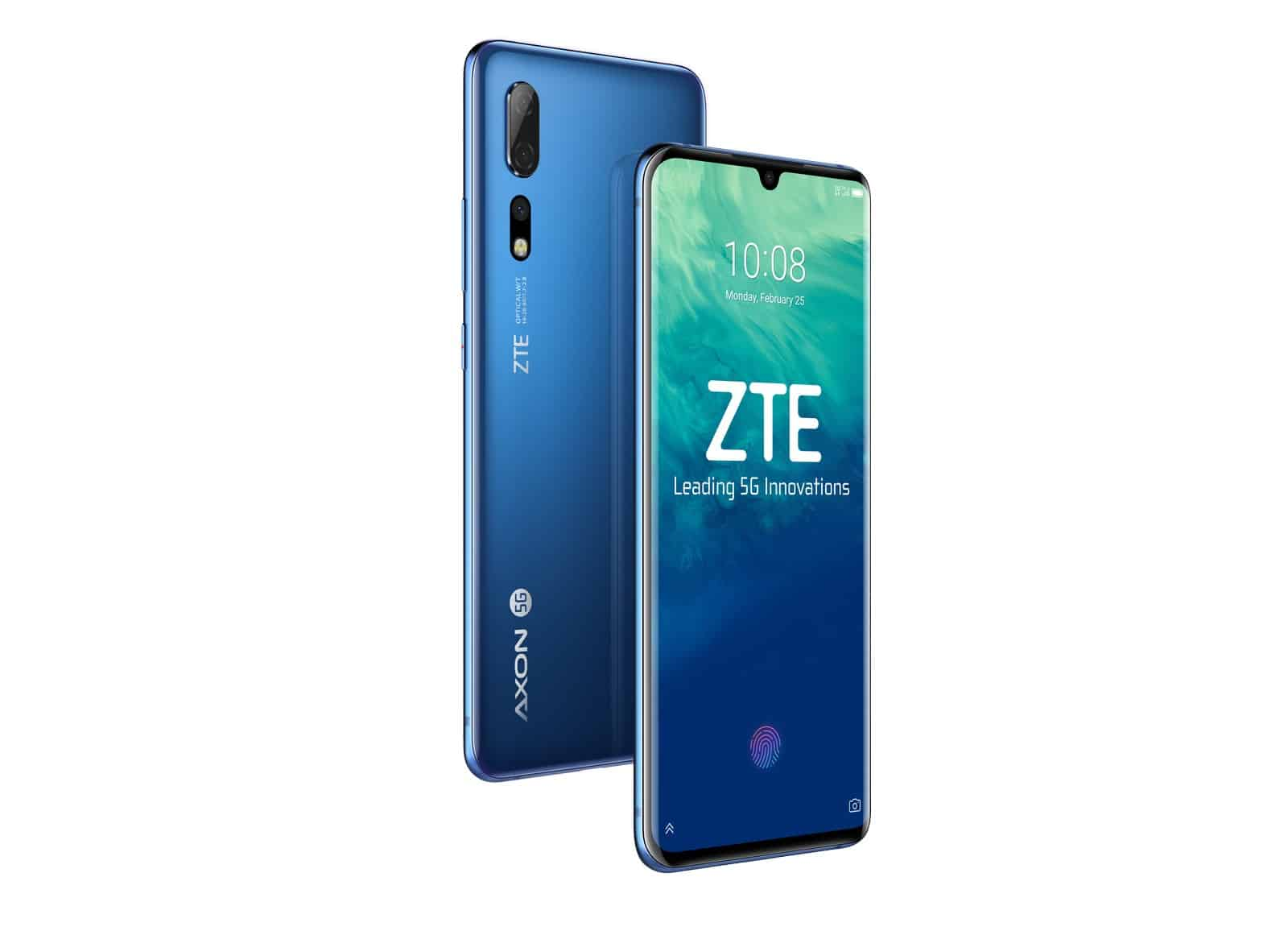ZTE Axon 10 Pro 5G image 1
