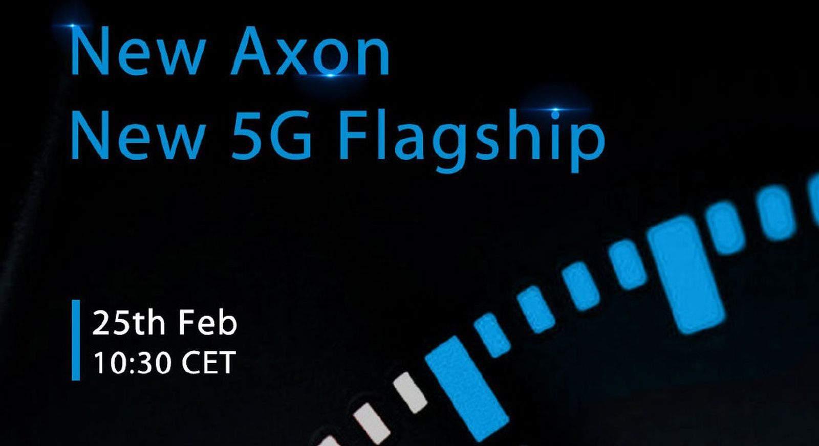 ZTE Axon 5G 2