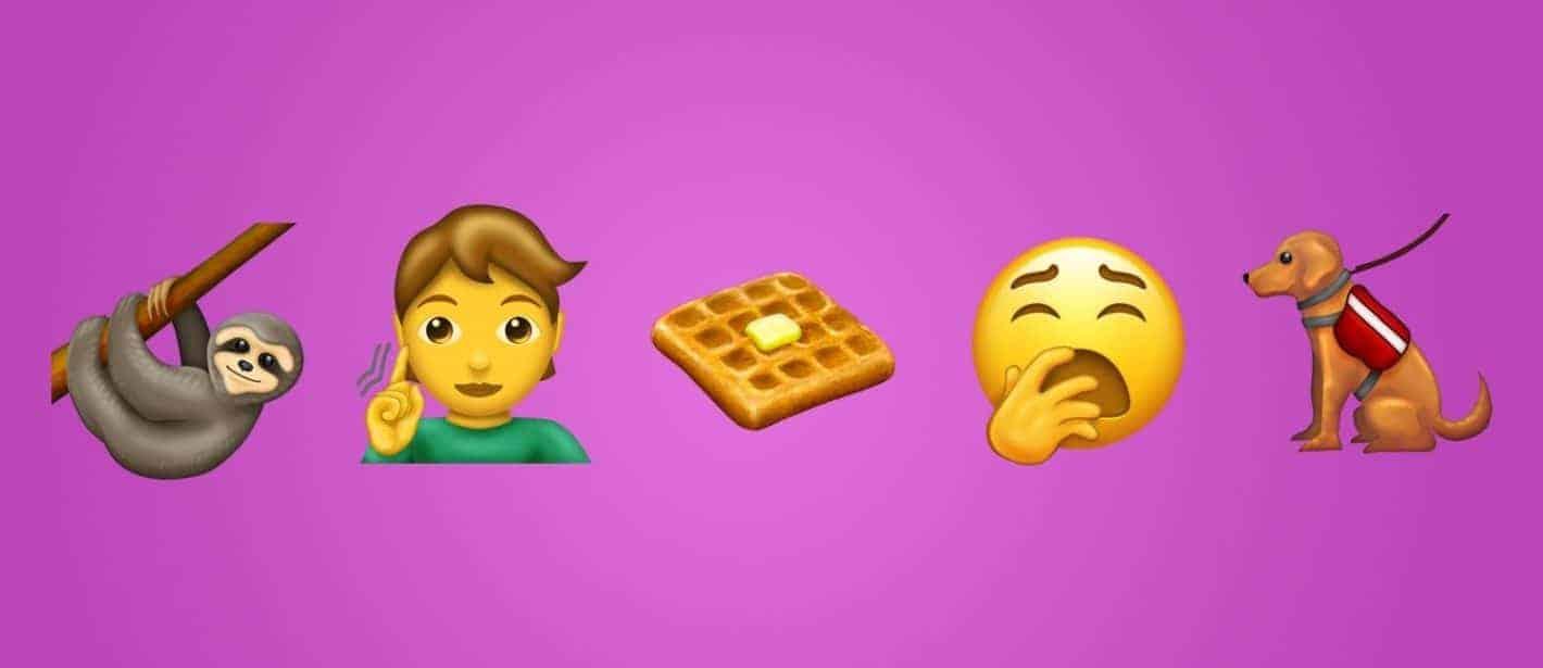 emoji 12 2019 emojipedia sample image collection