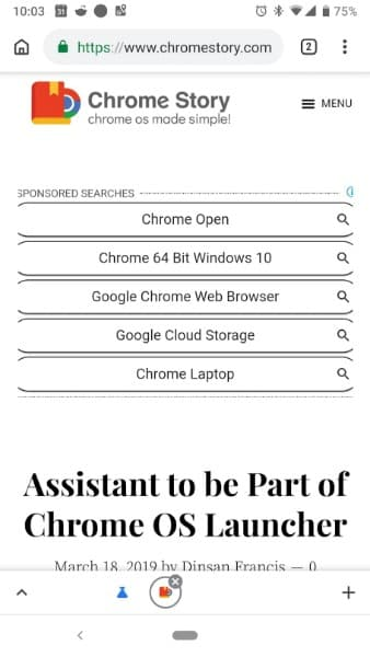 03 tabgroup android from Chrome Story