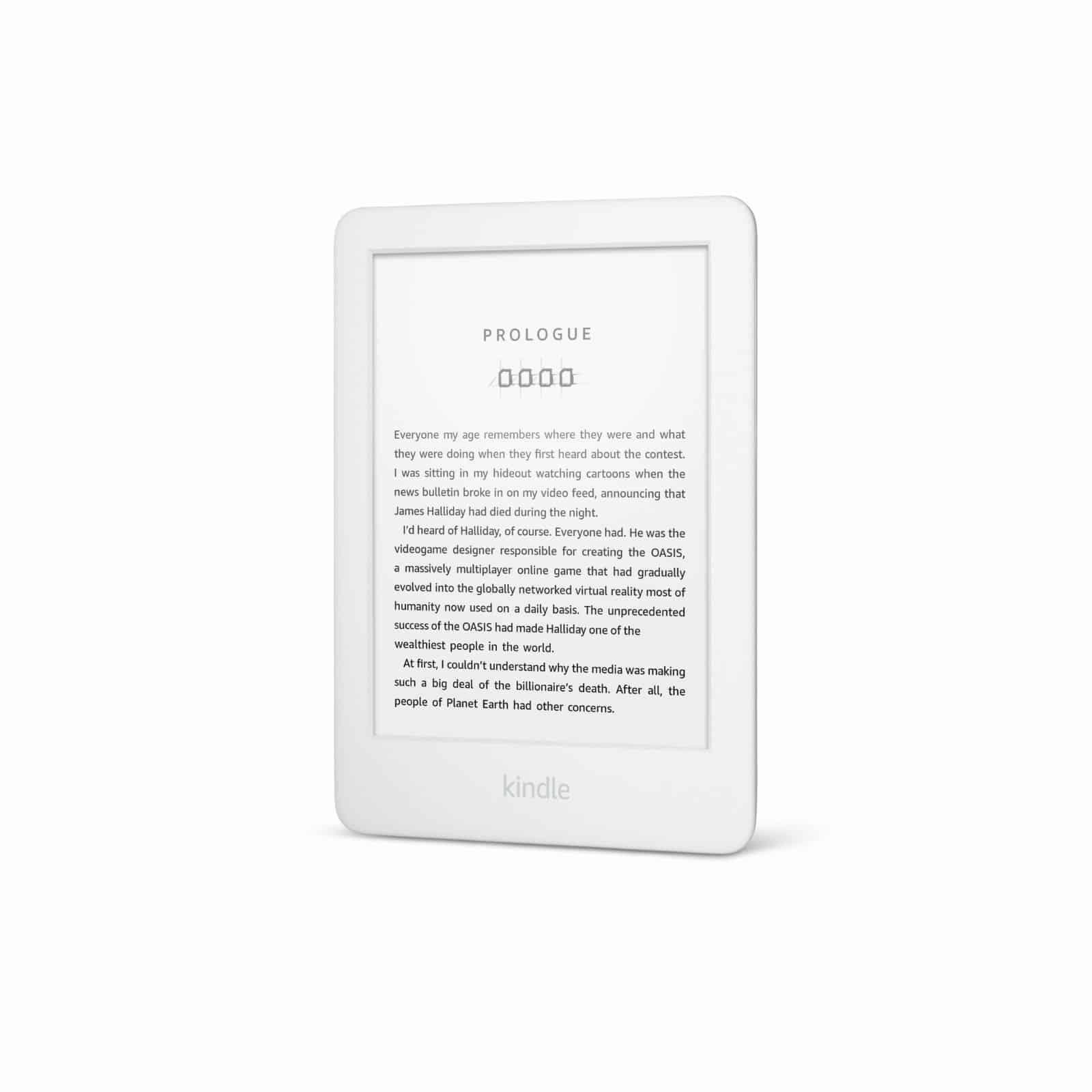 Amazon New Kindle 4