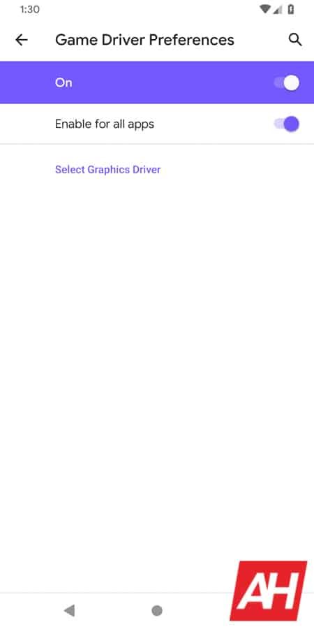 Android Q Game Driver Custom AH 3 of 4