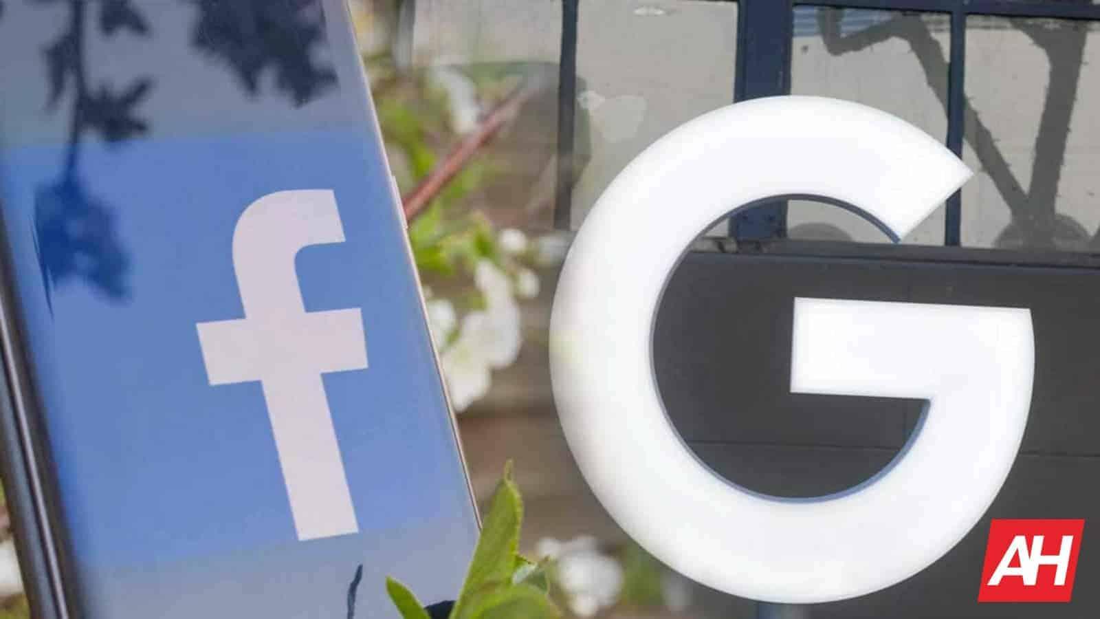 Facebook Google Logos AH 2019