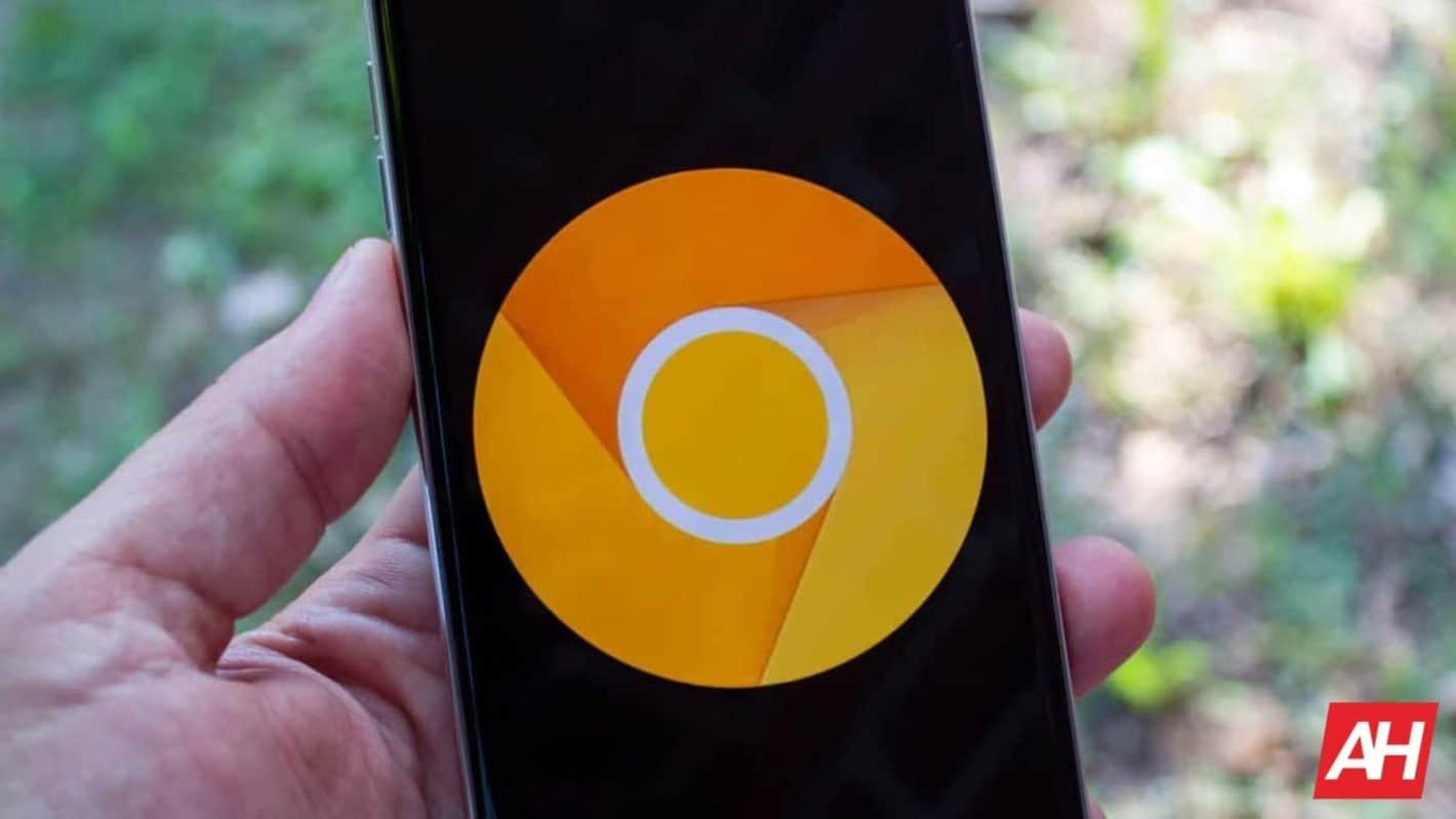 Google Chrome AH NS 06 Canary AH 2019