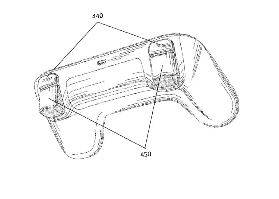 Google Patent US020190030425A120190131 Controller Design 03