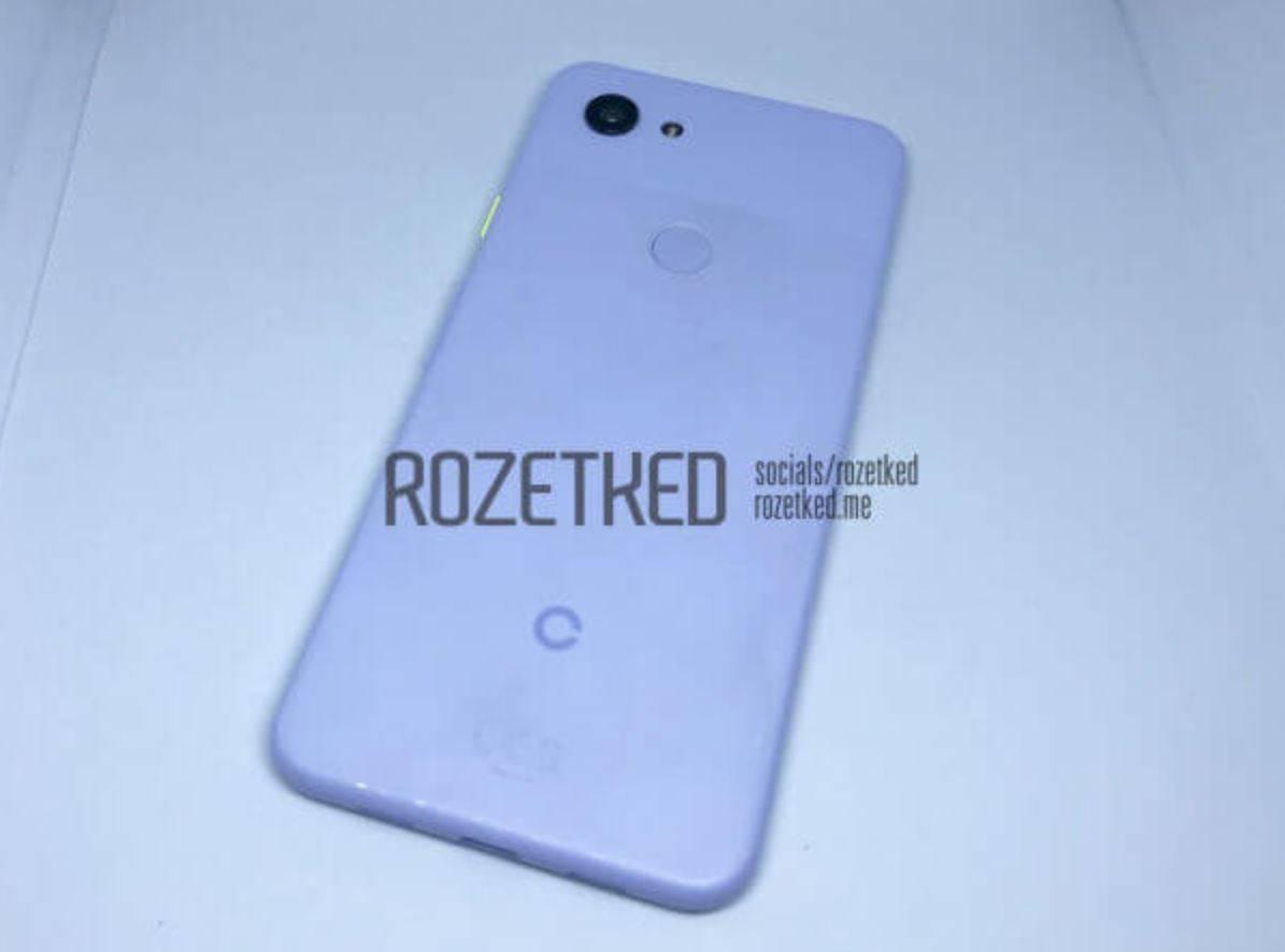 Google Pixel 3a XL Rozetked 7