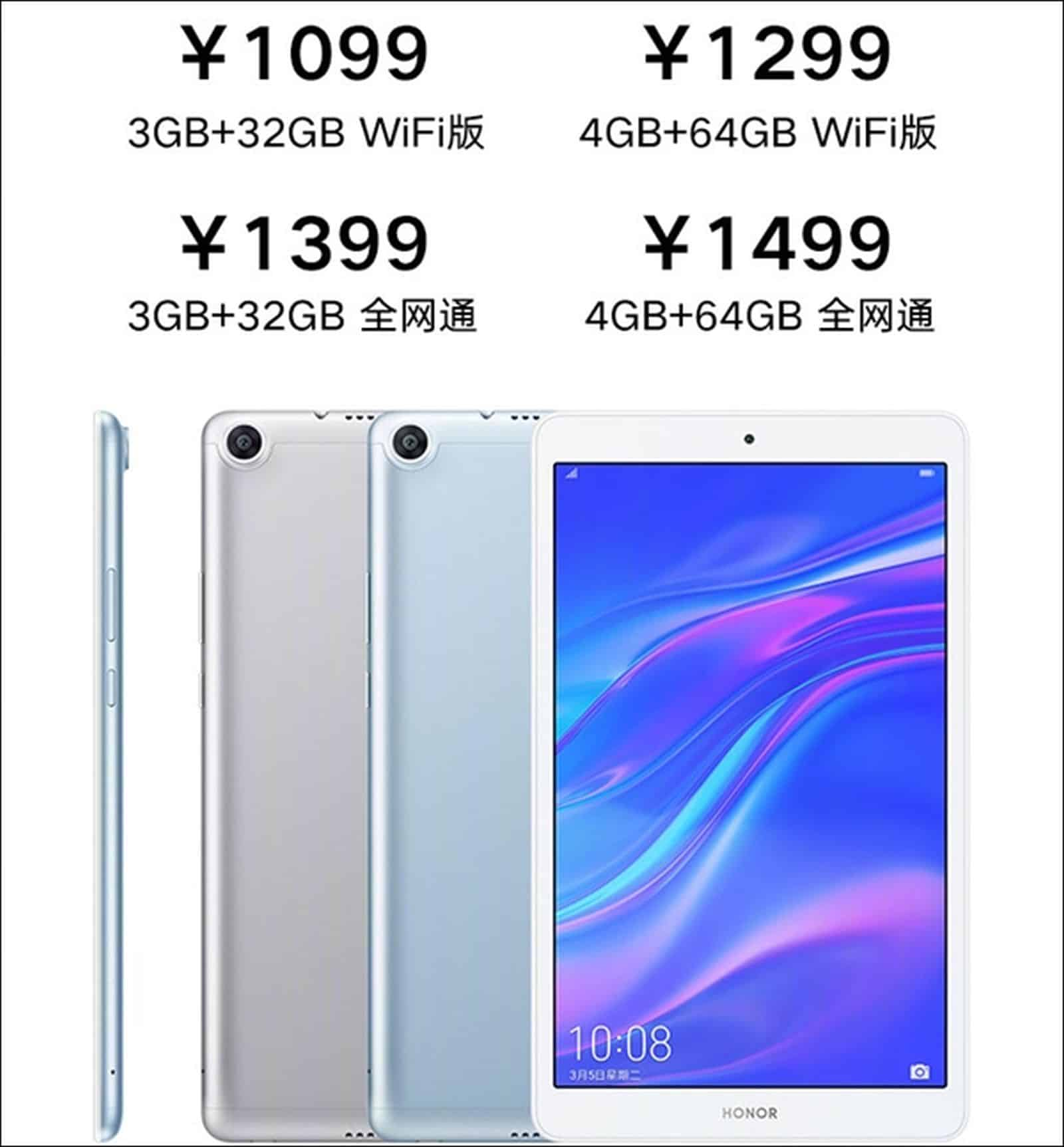 Honor Tab 5 3
