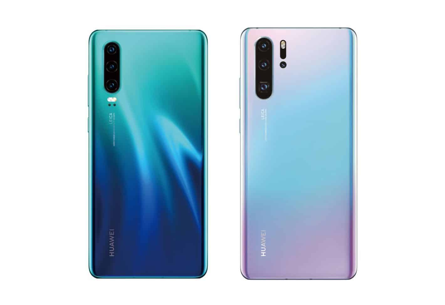Huawei P30 Series Wallpapers Themes Available To Download