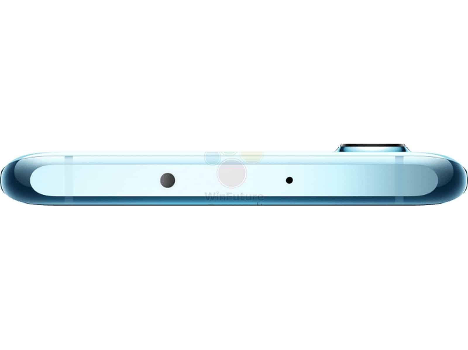 Huawei P30 Pro top side leak 1