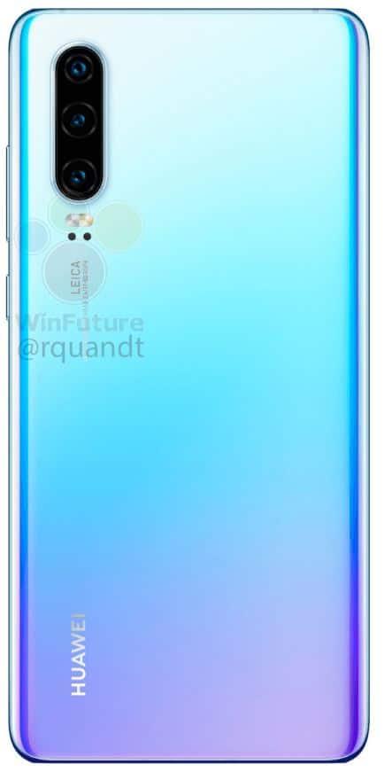Huawei P30 WinFuture March2