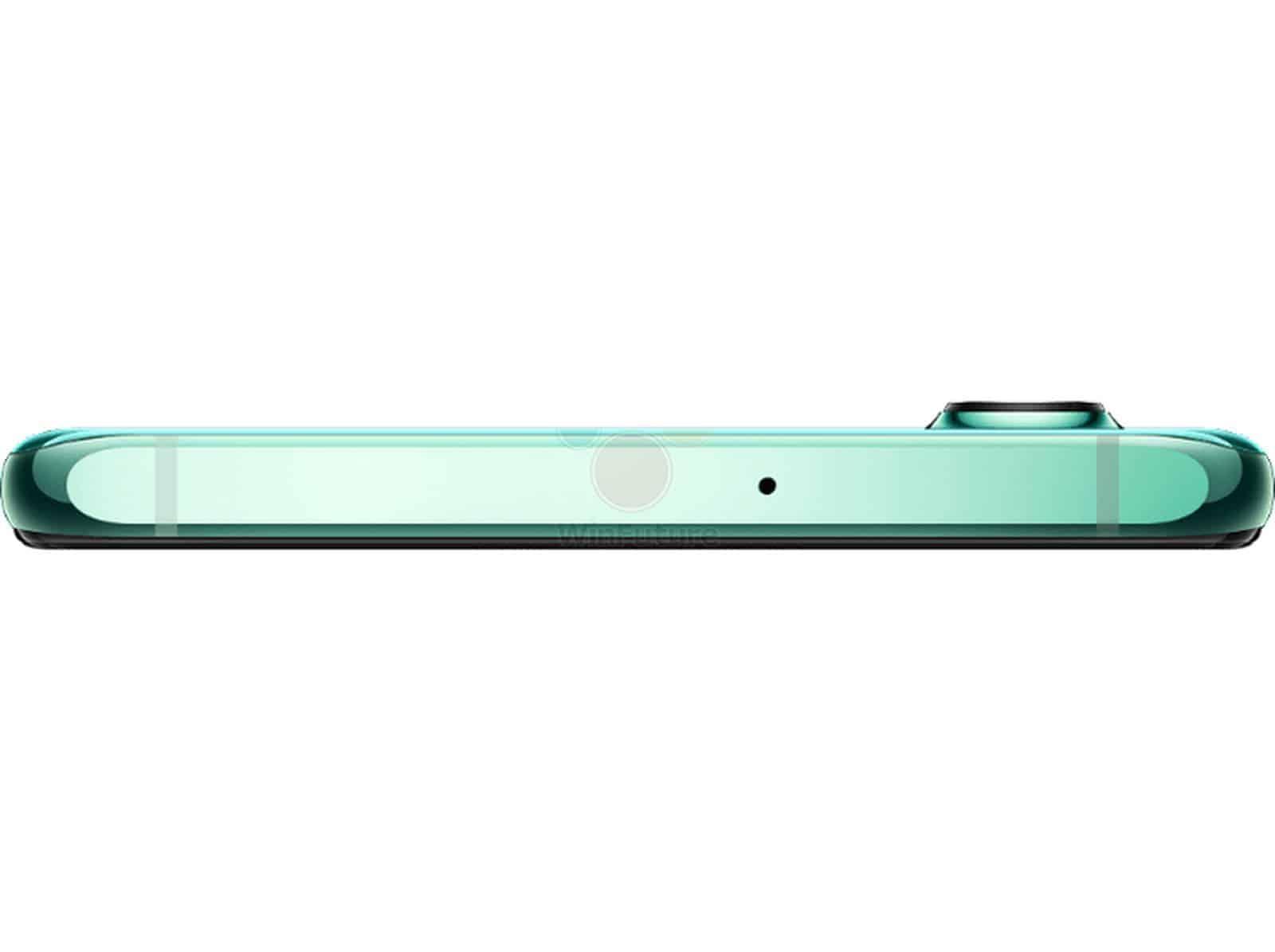 Huawei P30 top side leak 1