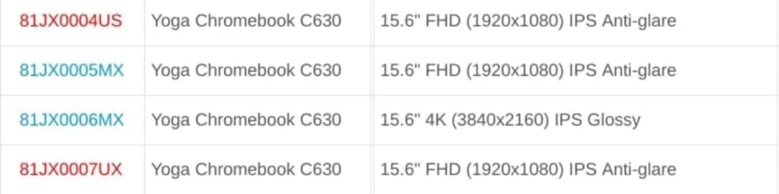 Lenovo Yoga Chromebook C630 FHD Withdrawn 01