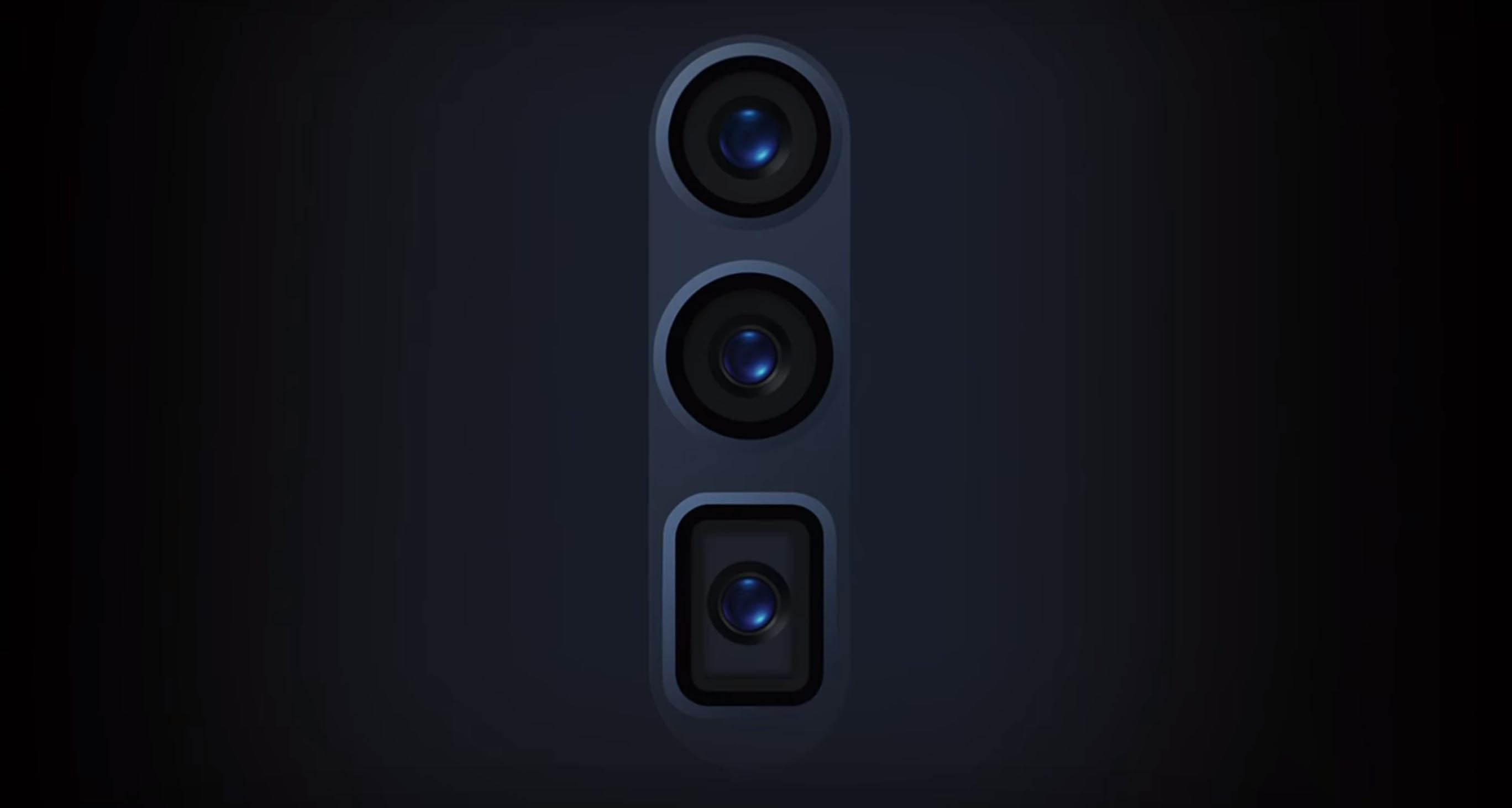 OPPO 10x Lossless Zoom Camera Render Official Trailer