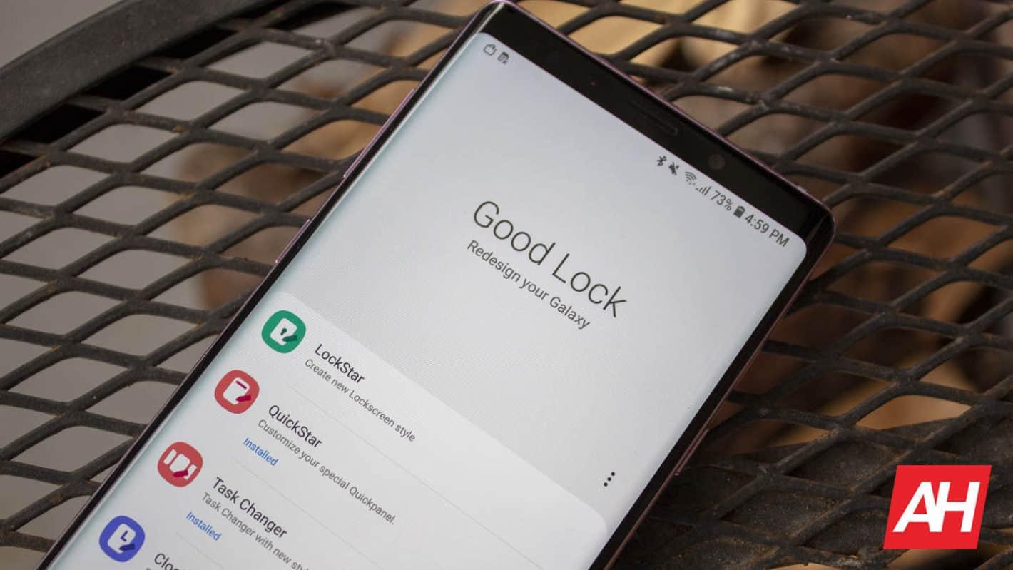 Samsung Galaxy Note 9 AH NS Good Lock 2019 02