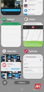 Samsung Galaxy Note 9 Good Lock 2019 screenshot 01r