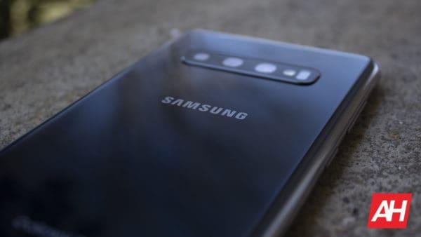 Samsung Galaxy S10 Plus AH NS 20 logo