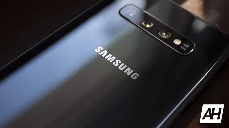 Samsung Galaxy S10 Plus AH NS Logo 3 2019 02
