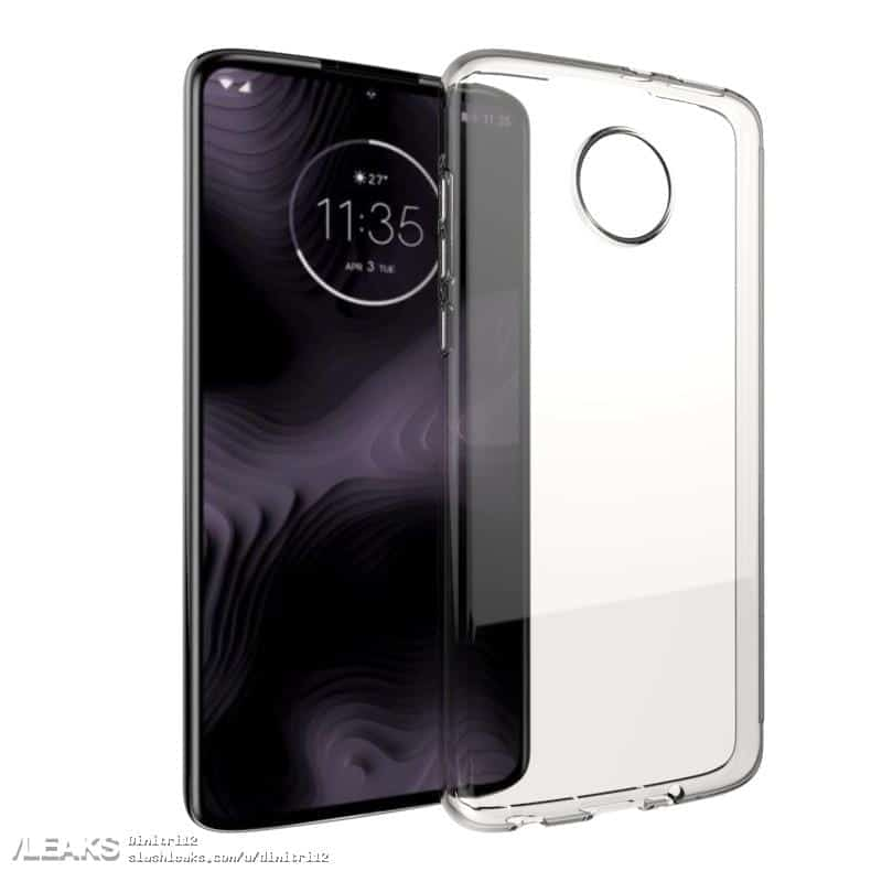 Slashleaks Moto Z4 Play case leak matches previously leaked design 781