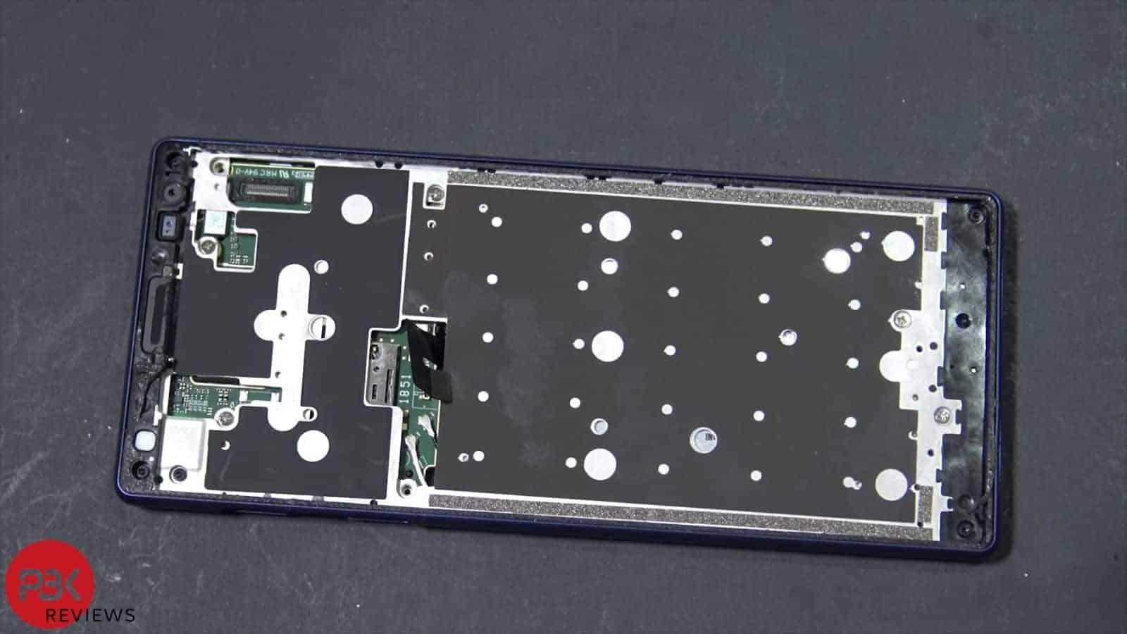 Sony Xperia 10 Plus Teardown