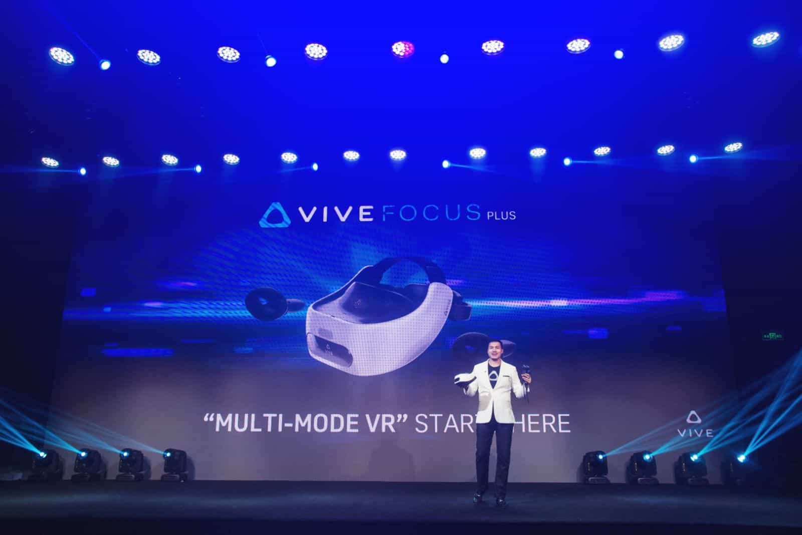 Vive Focus Plus 1