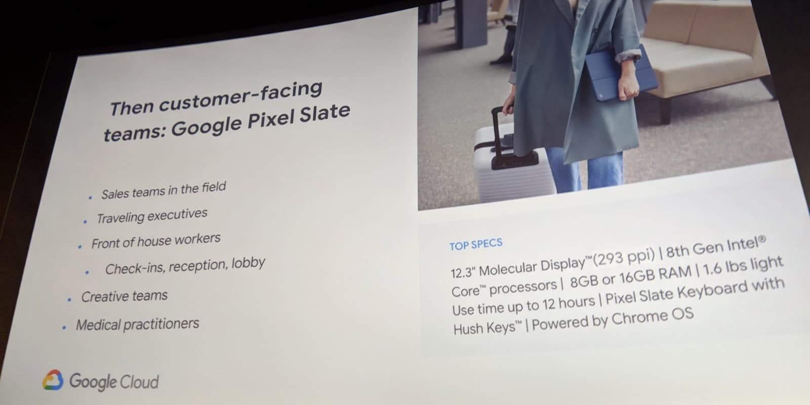 02 google next pixelbook target Cloud Next 2019 9to5Google